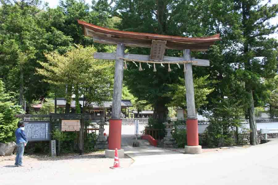 篠山探訪-佐佐婆神社